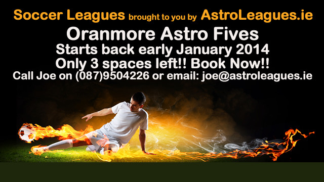 Oranmore Fives for Website