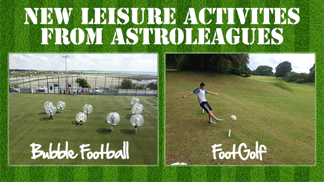 New Leisure Activities from AstroLeagues
